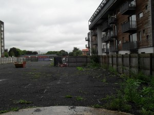 Former Mill Site Manchester 2012