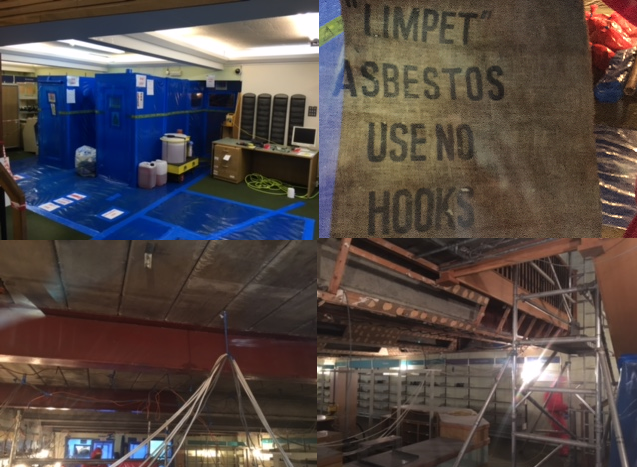 Hereford Library Asbestos Removal
